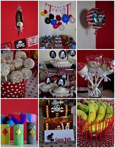 Pirates Birthday Party Ideas | Photo 1 of 7