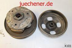 Honda Pantheon Variomatik Vario Kupplung Wandler  Check more at https://juechener.de/shop/ersatzteile-gebraucht/honda-pantheon-variomatik-vario-kupplung-wandler/