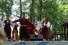 Syzokryli ukrainian dancing group