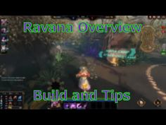 SMITE Ravana Overview - Build and Tips - http://freetoplaymmorpgs.com/smite/smite-ravana-overview-build-and-tips