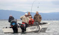 Monster fall chinook return expected for Columbia River