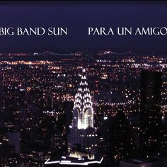 Para un amigo - Big Band Sun Jazz, Music, Movies, Movie Posters, Musica, Musik, Film Poster, Films, Popcorn Posters