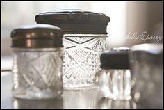 Nothing like vintage glass jars
