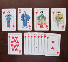 "New York Met Opera Mascagni's ""Iris"" Playing Cards Kathryn Perry Designer 2 Deck   eBay"