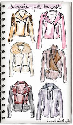Lederjacken Designs