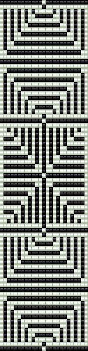 Bead Loom Pattern                                                                                                                                                      More
