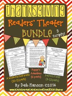 Readers Theater Reading Fluency Activities And Scripts On