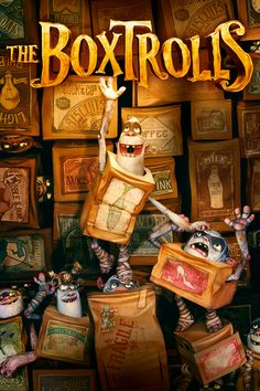 Boxtrolls Movie And Craft Orlando Florida