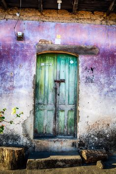 Suchitoto Doors and Windows, El Salavador by Ian Coles on 500px