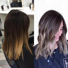 New York -> AZ ✈️ for some habit hair #babylights #hairpainting #makeover #colorcorrection #prettyhair #sombre #hairinspo #hairbybrittanyy