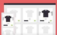 slider de previsualisation de produit en CSS and jQuery
