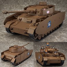 "Figma Vehicles 1/12 Panzer IV Ausf. H ""D-Spec"" from Girls und Panzer [IN STOCK]  Now available in stock from: http://www.figurecentral.com.au/products/figma-vehicles-1-12-panzer-iv-ausf-h-d-spec-from-girls-und-panzer-in-stock?variant=18844514241  #figma #girlsundpanzer #goodsmilecompany #maxfactory #figurecentral"