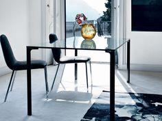 Zanotta Spillo 2525 Dining Table by Damian Williamson - Chaplins