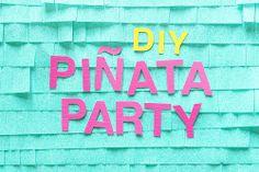 Craftcourse Nashville: DIY Piñata Party