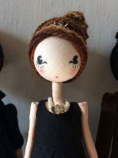 Doll Clothes Patterns, Clothing Patterns, Soft Dolls, Plush Dolls, Uk Shop, Audrey Hepburn, Softies, Hdr, Baby Toys