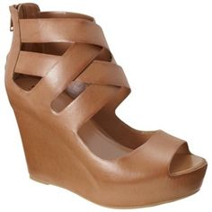 Girl On A Budget Wedge!