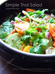 ... Salad on Pinterest   Green papaya salad, Noodle salads and Mango salad