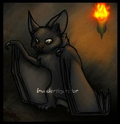 My favorite bat   If I had to choose one he would be it RIP Ares