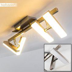 """LED Deckenstrahler """"Sakami"""" - LED Deckenleuchte 4-flammig - verstellbarer Deckenspot für das Wohnzimmer, Esszimmer, Küche"""