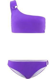 M/&s Nœud Dentelle String Style Slips 10 12 14 16 Violet Ou Bleu//Gris Bnwt