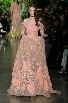 **Elie Saab Haute Couture spring 2015...**