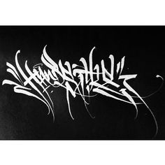 Werse (@tomthummer) with a mean handstyle delivery. #werse #tomthum #handstyle #graffiti