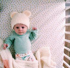 teeny tiny baby bear