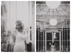 Bride in conservatory at Wentworth Castle Gardens. Image by Toast of Leeds Wedding Photography. Home Wedding, Our Wedding Day, Wedding Shoot, Yorkshire Wedding Photographer, Wedding Day Inspiration, Bridal Photography, Documentary Photography, Hollywood Glamour, Bridal Portraits