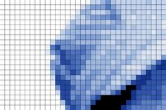 Tots and Bottoms: Design Your Own Cross Stitch Pattern in Photoshop