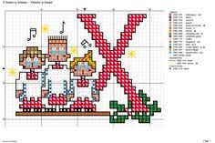 Alfabeto di Natale: X