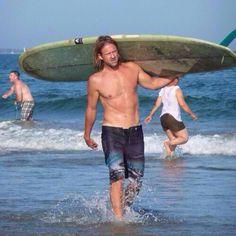 Surfer Jon
