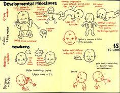 Pedchrome Magazine: Atlas of Developmental Milestones and Neonatal Reflexes