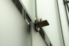 All sizes | Kunsthaus Bregenz by Peter Zumthor: Detail I | Flickr - Photo Sharing!