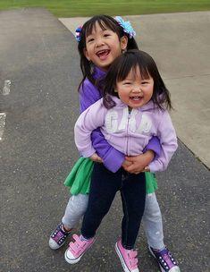 Roxy Is 6 & Carissa Is 2!