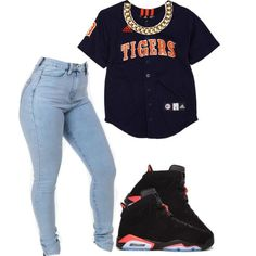 Cute Hipster Outfits : Picture DescriptionA fashion look from January 2015 featuring Club Manhattan necklaces. Browse and shop related looks. Swag Outfits For Girls, Lit Outfits, Cute Swag Outfits, Teenage Girl Outfits, Jordan Outfits, Teen Fashion Outfits, Teenager Outfits, Dope Outfits, Cute Fashion