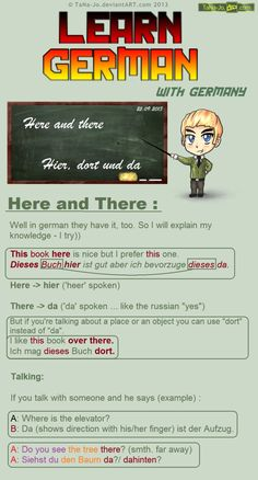 "Learn German #16 Prepositions ._. Any idea what ""Learn German"" at next? Suggest your idea here tana-jo.deviantart.com/journal… Click it to see all Learn German If you like the series, please..."