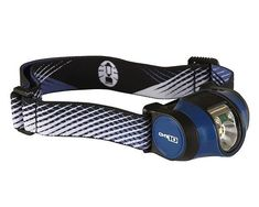 Coleman Headlamp - Cht 10 Blue And Black100 Lumens headlamp with 7 hour run time.  54m Beam distance.  Submersible up to 1m.  3m Impact resistance.  1 X White high power Cree XT-E LED, 1 X SMD LED and 1 X red SMD LED.  Five modes and seven adjustable positions.  IPX7 Waterproof construction. Battery indicator.  Operates off 3 AAA batteries. Lightweight: 75G (excluding batteries).https://www.shoptodrop.co.za/product/coleman-headlamp-cht-10-blue-and-black/