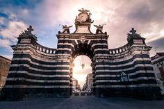 Catania, Porta Garibaldi (ex Porta Ferdinandea)