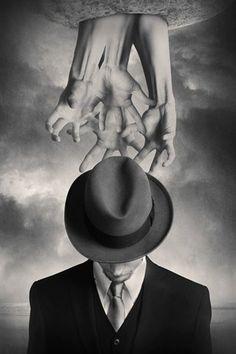 """""""The Reality Rearranged"""": blanco, negro y surrealista - Cultura Colectiva - Cultura Colectiva"""