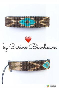 A personal favorite from my Etsy shop https://www.etsy.com/listing/223882411/loom-beaded-braceletbeaded
