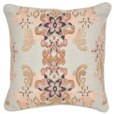 Madelyn Cotton Throw Pillow