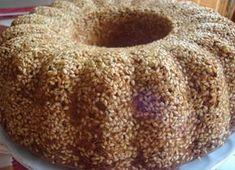 Tahinli Susamlı Kek Tarifi - Essential International Milis Recipes In Irish Pudding Cake, Doughnut, Eat Cake, Chocolate Cake, Recipies, Food And Drink, Cooking Recipes, Desserts, Cake Rolls
