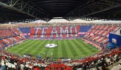 Atletico Madrid vs Bayern Munich LIVE