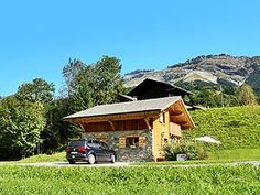 Location chalet de vacances avec jacuzzi, domaine du Grand Massif, Haute-Savoie