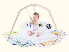 Our educational play products and baby toys are designed by child development experts for stage-based learning. Sustainable wood and organic cotton for infants.