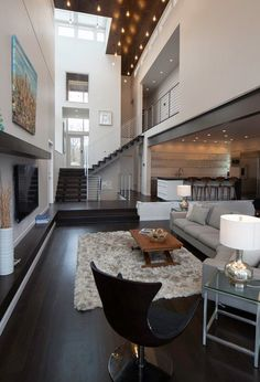 Below are the Home Design Ideas Interior. This article about Home Design Ideas Interior was posted under the Home Design … Modern House Design, Modern Interior Design, Interior Architecture, Interior Ideas, Modern Interiors, Luxury Interior, Victorian Interiors, Eclectic Design, Design Interiors