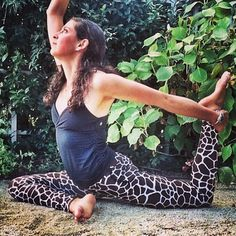 Giraffeness restock! We just picked up our giraffe legs from our local SF factory. Ready to ship all over the world  We're loving this stunning photo of @jkcohen  also dreaming of tropical lands on this chilly SF evening.  #InYowear #inyogiraffeness #madeinusa #sfmade #shopsmall #yoga #yogaeverydamnday #yogainspiration