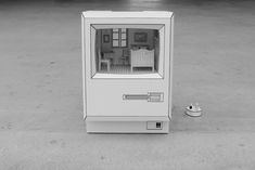 Electronic Objects Dioramas