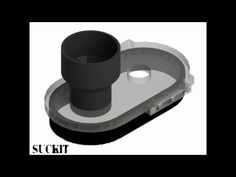 Suckit - Amazing CNC dust boot by Mark Chepurny — Kickstarter