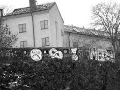 Satu Ylävaara Portfolio : Street art Stockholm 02/17